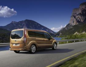 Ver foto 26 de Ford Tourneo Connect 2013