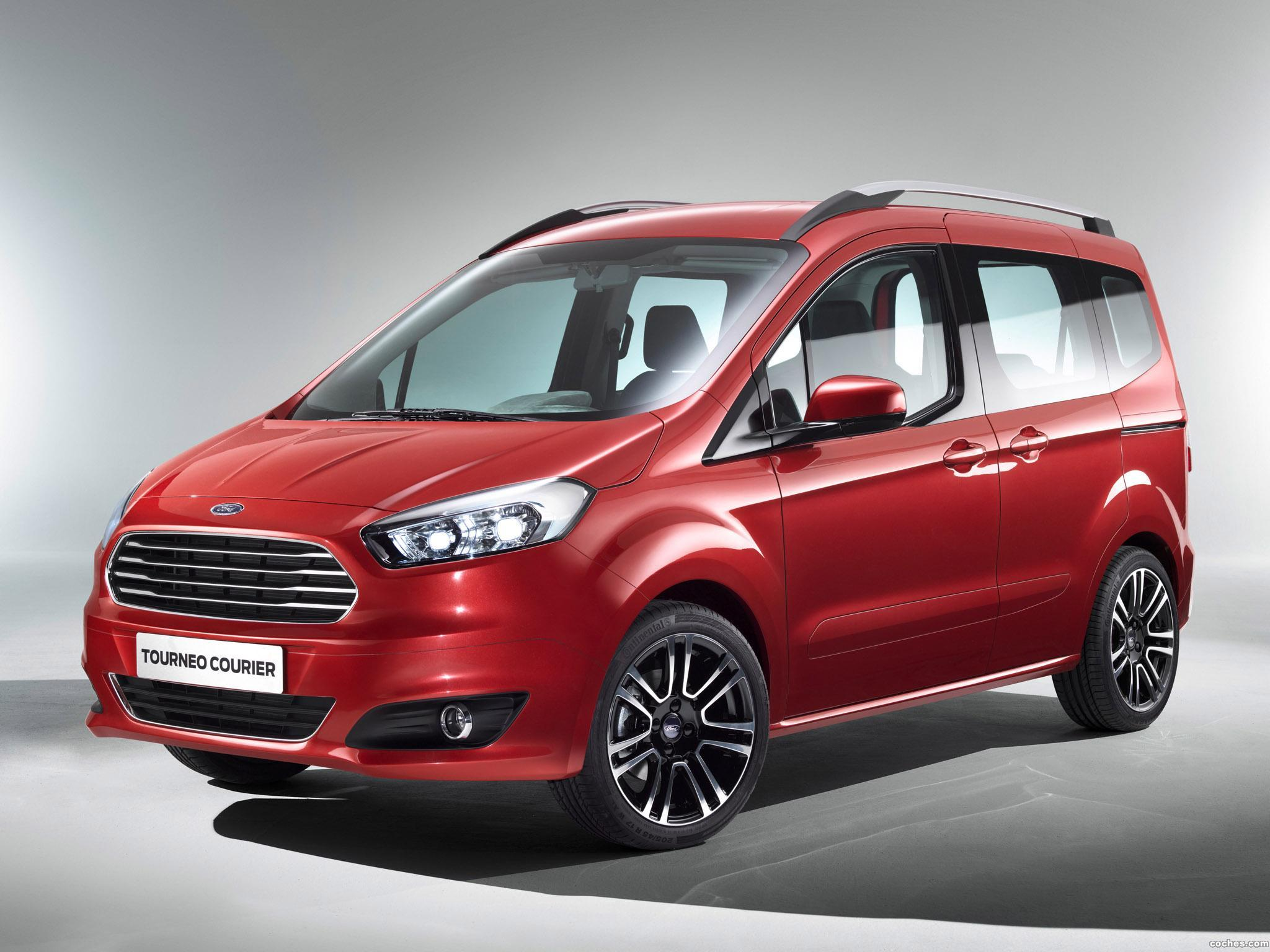 Foto 0 de Ford Tourneo Courier 2013