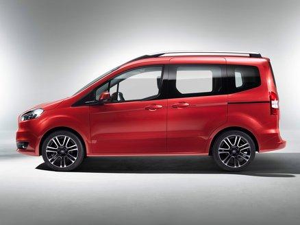 precios ford tourneo courier ofertas de ford tourneo courier nuevos coches nuevos. Black Bedroom Furniture Sets. Home Design Ideas