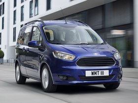 Ver foto 16 de Ford Tourneo Courier 2013