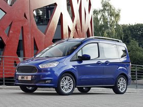 Ver foto 14 de Ford Tourneo Courier 2013