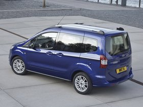 Ver foto 13 de Ford Tourneo Courier 2013