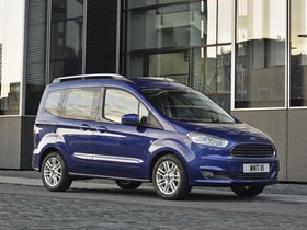 Ver foto 11 de Ford Tourneo Courier 2013