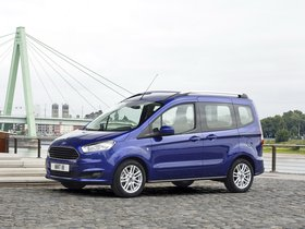 Ver foto 10 de Ford Tourneo Courier 2013