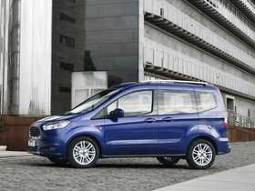 Ver foto 9 de Ford Tourneo Courier 2013