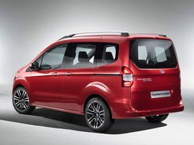 Ver foto 4 de Ford Tourneo Courier 2013