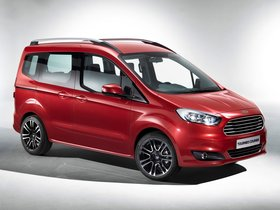 Ver foto 3 de Ford Tourneo Courier 2013