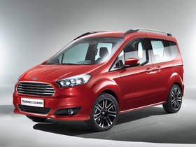 Ver foto 1 de Ford Tourneo Courier 2013