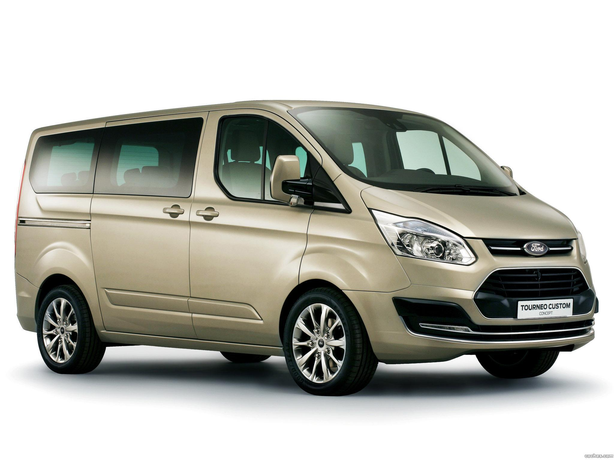 Foto 0 de Ford Tourneo Custom 2012