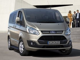 Ver foto 4 de Ford Tourneo Custom 2012