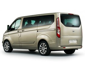 Ver foto 3 de Ford Tourneo Custom 2012