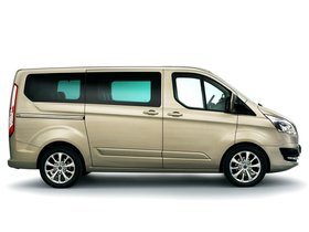 Ver foto 2 de Ford Tourneo Custom 2012