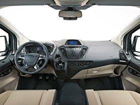 Ver foto 6 de Ford Tourneo Custom Concept 2012