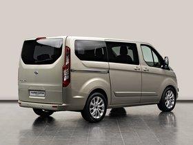 Ver foto 4 de Ford Tourneo Custom Concept 2012
