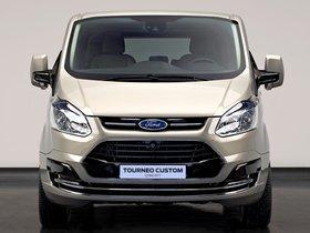 Ver foto 3 de Ford Tourneo Custom Concept 2012