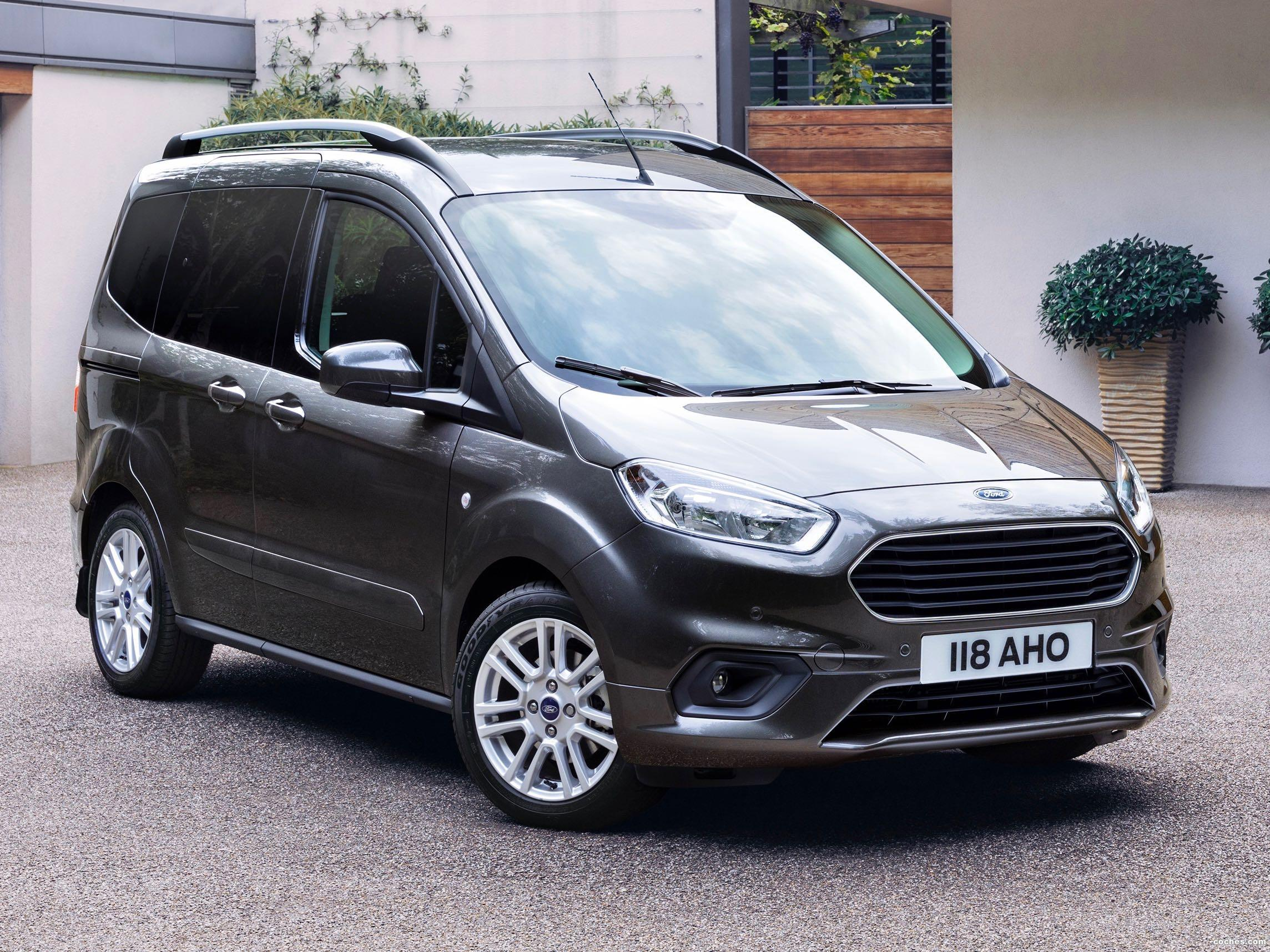 Foto de FORD Tourneo Courier