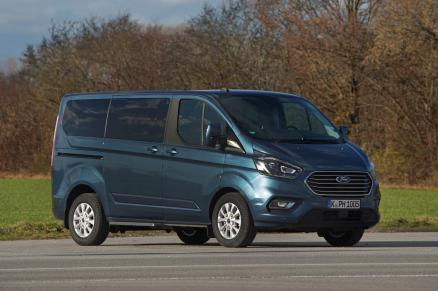 Ford Transit Custom Ft 320 L1 Kombi Trend Ecoboost Plug-in Hybrid 125