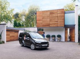Ver foto 6 de Ford Tourneo Courier 2018