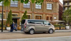 Ver foto 7 de Ford Tourneo Custom Titanium 2017