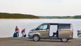 Ver foto 11 de Ford Tourneo Custom Titanium 2017