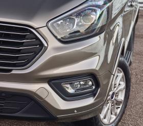 Ver foto 9 de Ford Tourneo Custom Titanium 2017