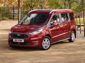 Ford Tourneo Connect 1.0 Ecoboost Auto-s&s Trend