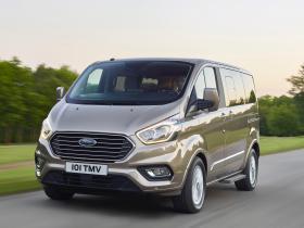 Ver foto 8 de Ford Tourneo Custom Titanium 2017