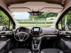 Ver foto 9 de Ford Tourneo Courier 2018