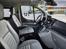 Ver foto 5 de Ford Tourneo Custom Titanium 2017