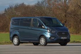 Ford Transit Custom Ft 320 L1 Van Trend Ecoboost Plug-in Hybrid 125