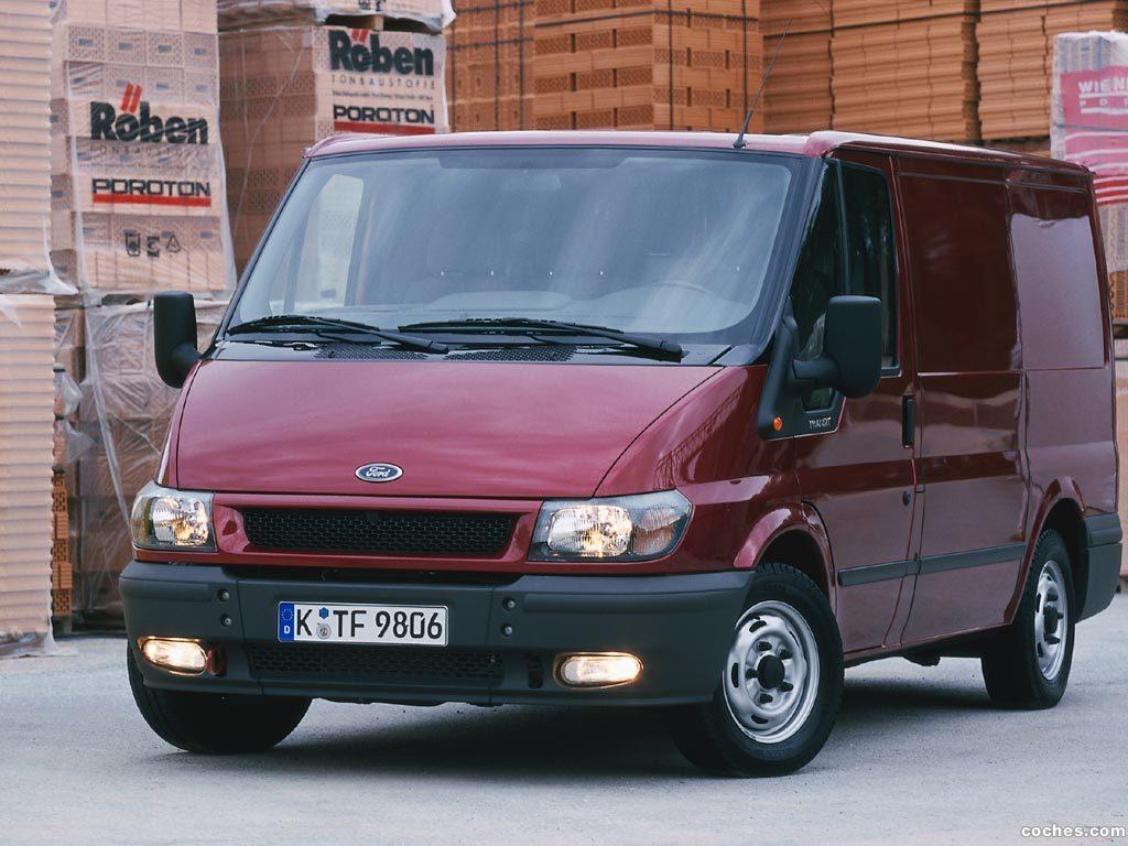 Foto 0 de Ford Transit 2000
