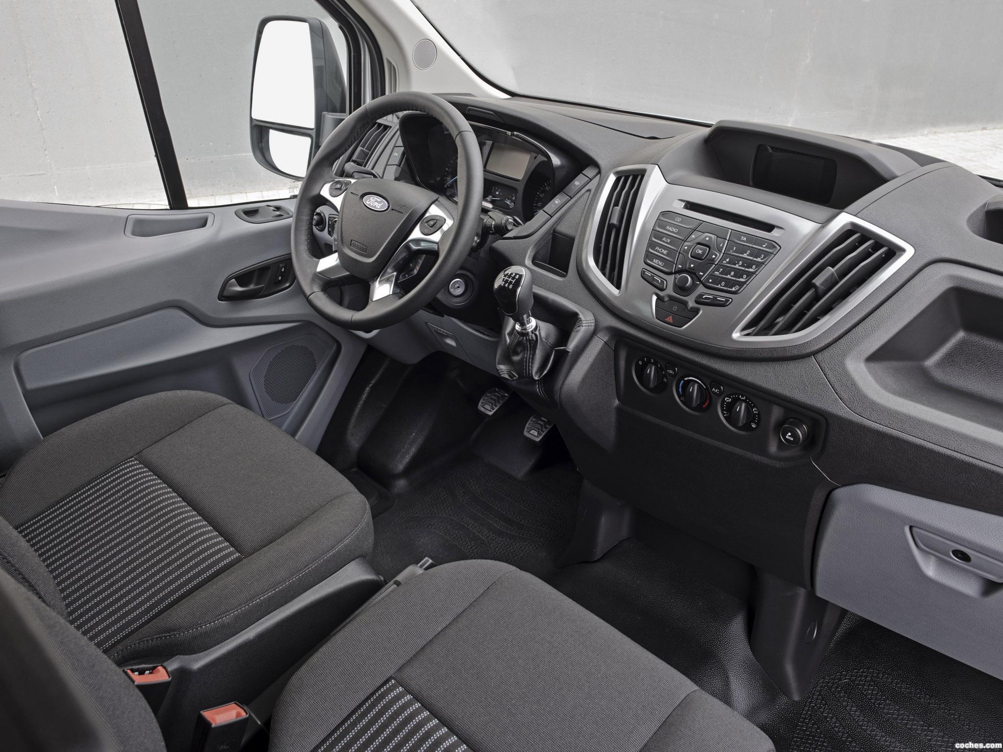 Fotos de ford transit chasis cabina 2014 foto 4 - Chasis cabina ...