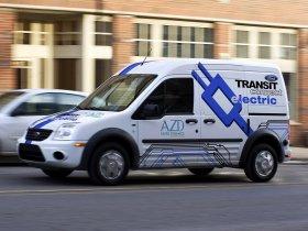 Ver foto 5 de Ford Transit Connect Electric 2011