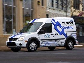 Ver foto 4 de Ford Transit Connect Electric 2011