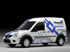 Ver foto 2 de Ford Transit Connect Electric 2011