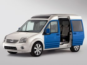 Ver foto 6 de Ford Transit Connect Family One Concept 2009