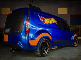 Ver foto 2 de Ford Transit Connect Hot Wheels 2013