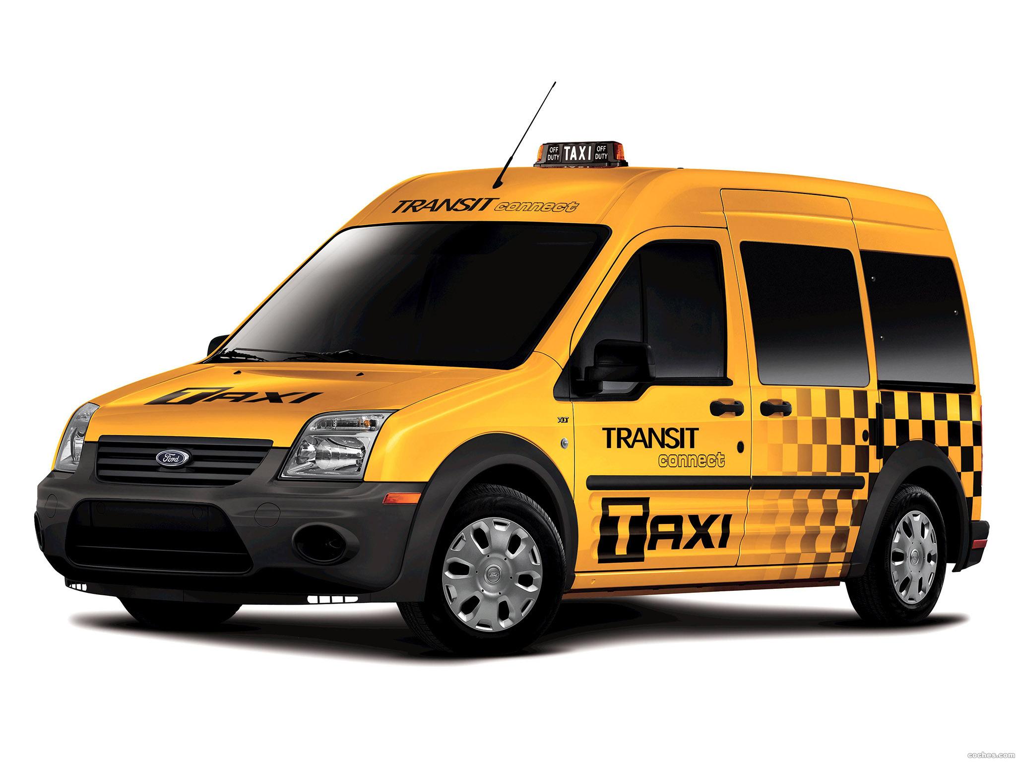 Foto 6 de Ford Transit Connect Taxi 2010