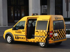 Ver foto 6 de Ford Transit Connect Taxi 2010