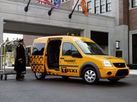 Ver foto 4 de Ford Transit Connect Taxi 2010