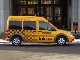 Ver foto 2 de Ford Transit Connect Taxi 2010
