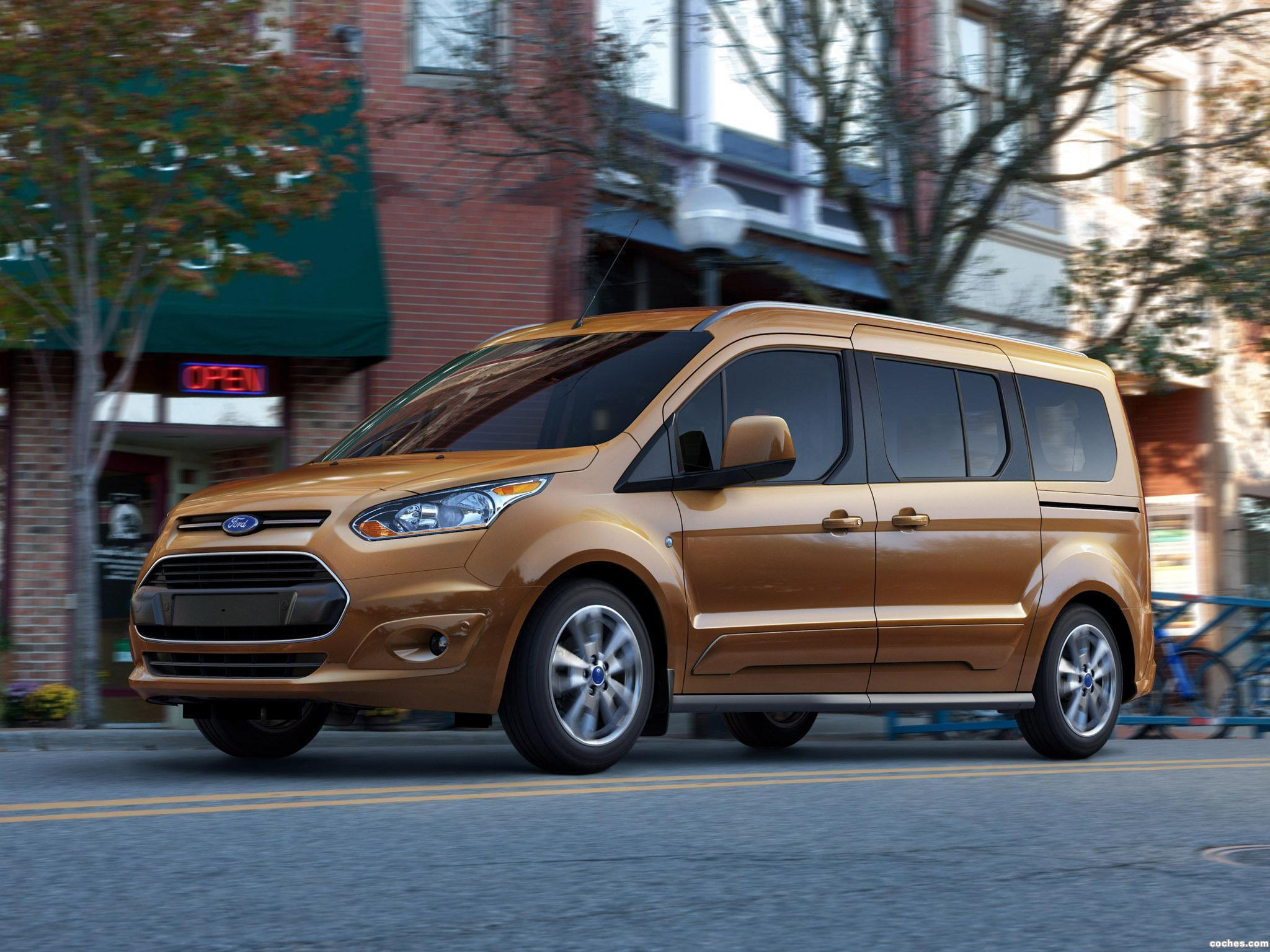 Foto 0 de Ford Transit Connect Wagon 2013