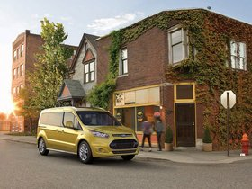 Ver foto 2 de Ford Transit Connect Wagon 2013