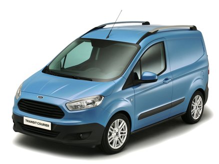 Ford Transit Courier Van 1.5tdci Limied 75