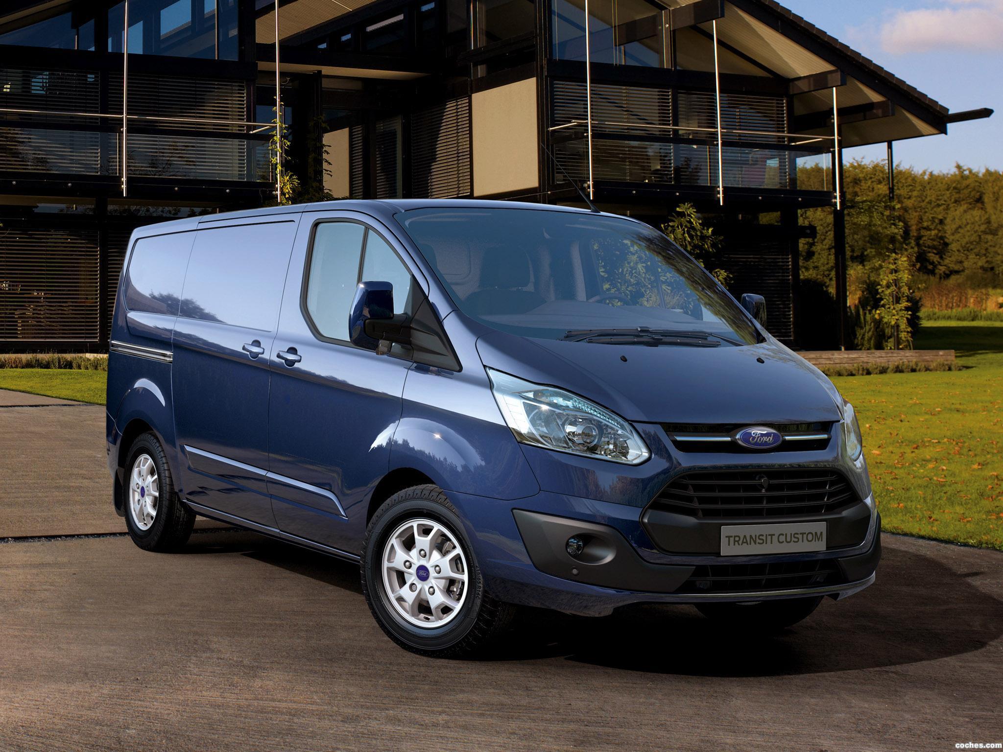 Foto 0 de Ford Custom 2012