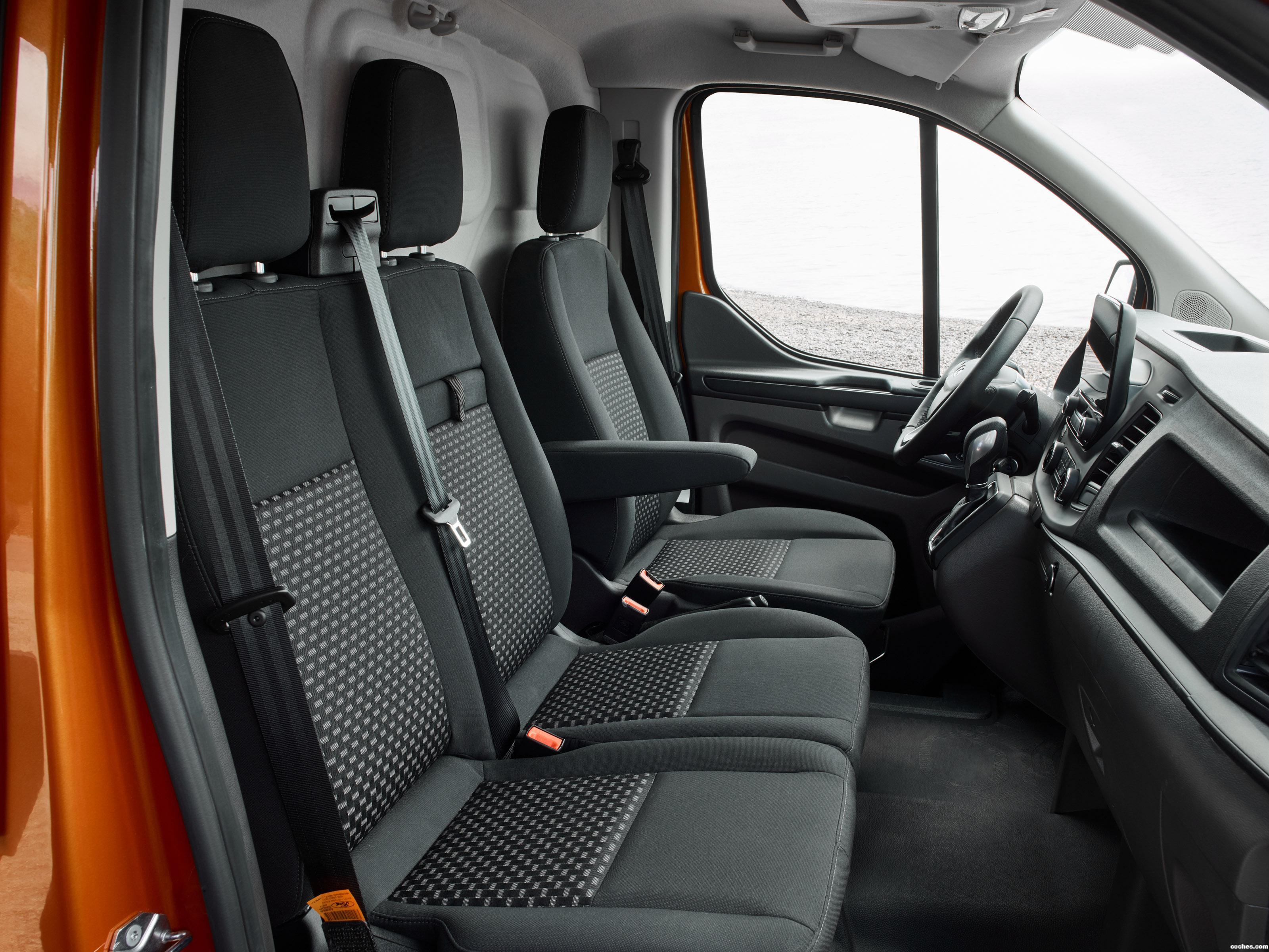 Foto 4 de Ford Transit Custom 2017