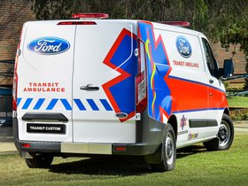 Ver foto 5 de Ford Transit Custom Ambulance 2014