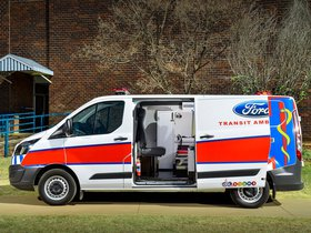 Ver foto 2 de Ford Transit Custom Ambulance 2014