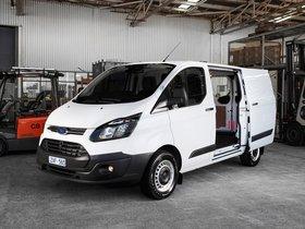 Ver foto 1 de Ford Transit Custom Australia 2014