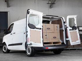 Ver foto 9 de Ford Transit Custom Australia 2014